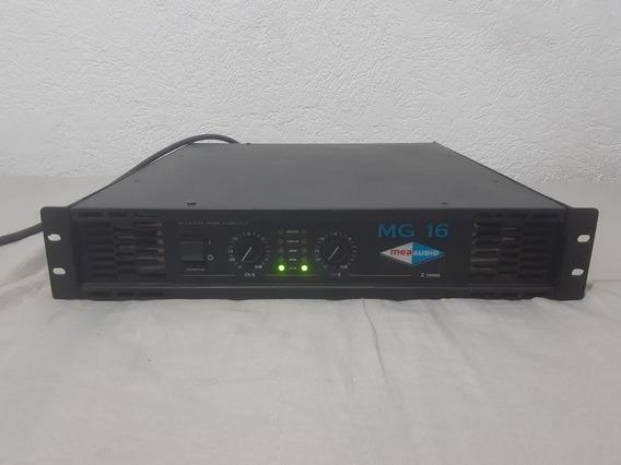 Potência Mea Audio Mg 16