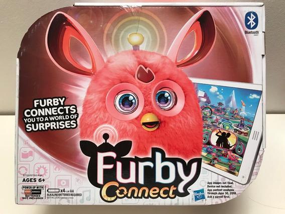 Hasbro Furby Connect Pet Friend Interativo Escolha A Sua Cor