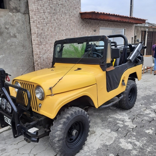 Jeep Wyllis Willys 4x4