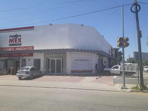 Imagen 1 de 4 de Renta Local Comercial Hilario Medina Esquina Tellez Cruces