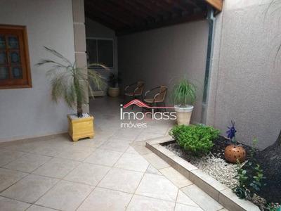 Casa Com 2 Dormitórios À Venda, 128 M² Por R$ 330.000 - Parque Nova Carioba - Americana/sp - Ca1000