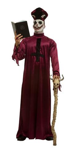 Imagen 1 de 1 de Disfraz Sacerdote Malvado Evil Priest