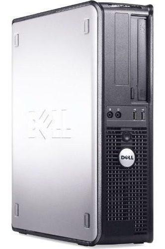 Cpu Dell Core 2 Duo 4gb Hd 320 + Monitor 17 #maisbarato
