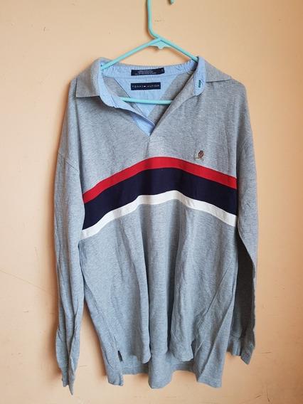 Camisa Manga Larga Tommy Xl