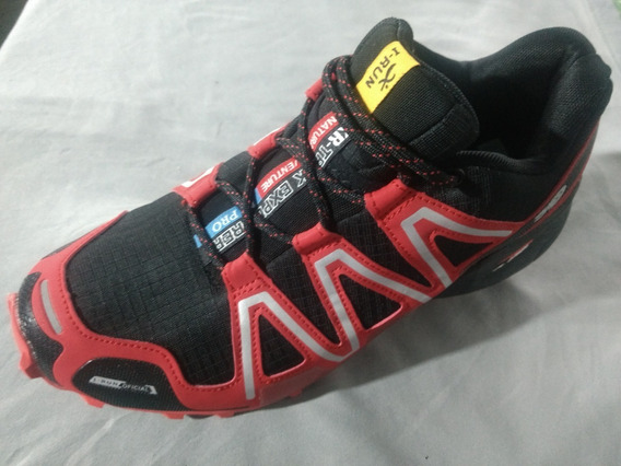 Zapatillas I-run Trekking 3d
