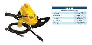 Hidrolimpiadora Hidrojet Tipo Hobby 1200hp 120v Nuevo
