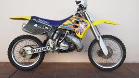 Suzuki Rm 250 Mod94 - Muy Original, Excelentes Condiciones