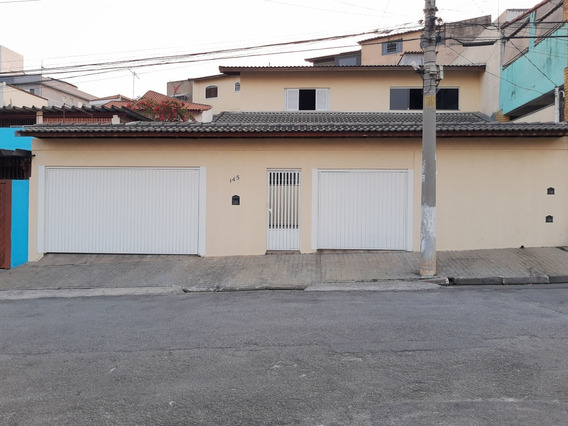 Casa À Venda, 2 Quartos, 5 Vagas, Jardim Bom Clima - Guarulhos/sp - 1252