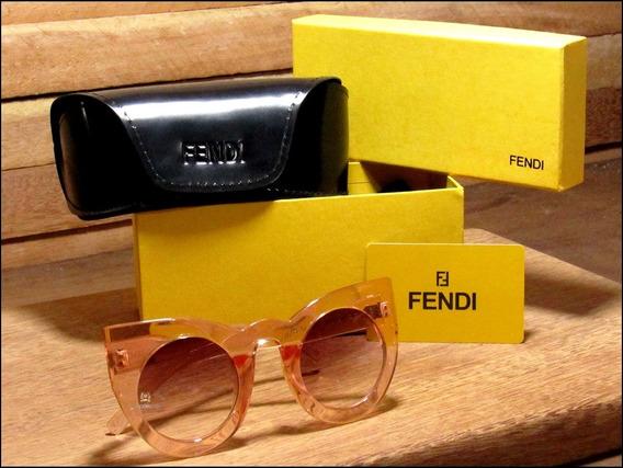 Óculos De Sol New Fendi Lolly Receba Em Até 48 Horas °1668°