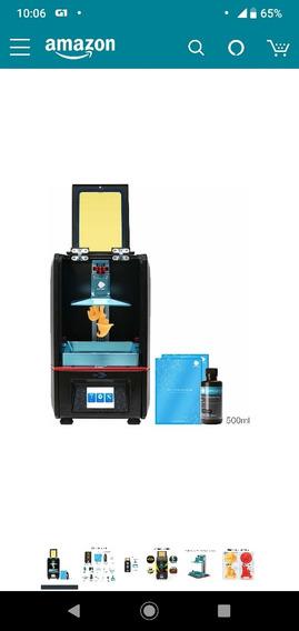 Impressora 3d Anycubic Photon Uv Lcd 3d Printesob Encomenda