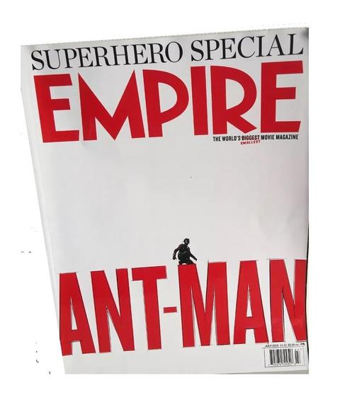 Revista Super-herói Special Empire Frete Gratis Modico