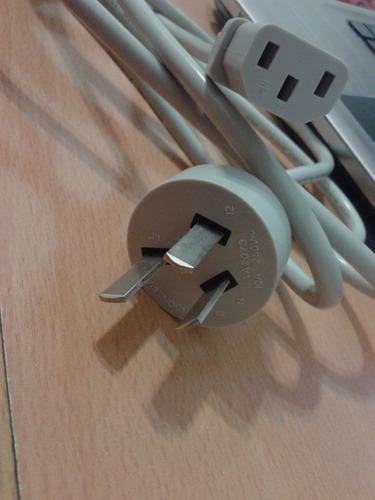 Cable Power Para Computadora Impresora Monitor 220v