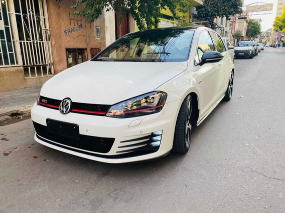 Volkswagen Golf 2017 2.0 Gti Tsi App Connect
