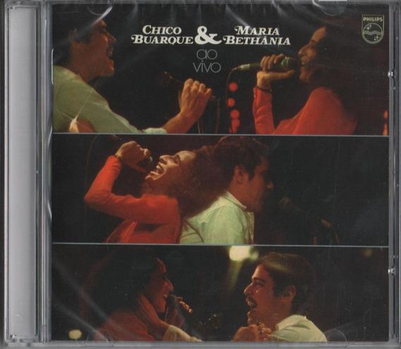 Cd Chico Buarque E Maria Bethânia Remaster 2006 Lacrado
