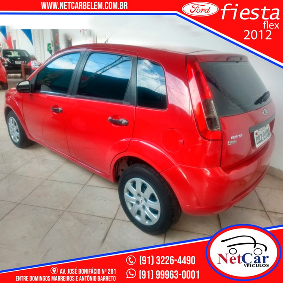 Ford Fiesta Flex 1.0 2012