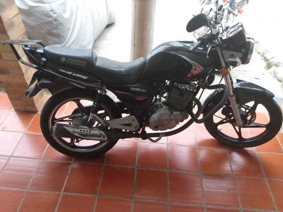 Suzuki Gs 125 Negra