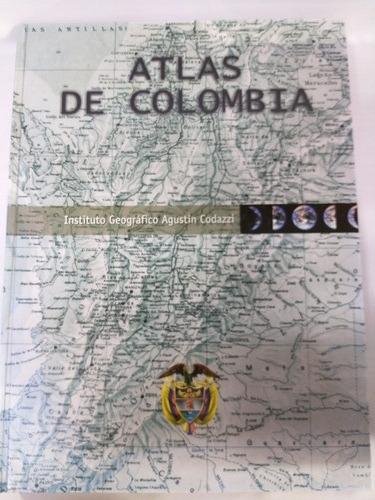 Imagen 1 de 6 de Atlas De Colombia