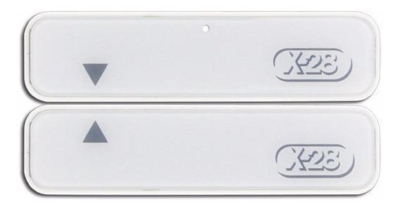 Detector Magnético Alarma X-28 Smagb-mpxh Blanco Programable