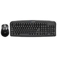 Teclado / Mouse Optico Acteck Estandar Ak2-2300 Negro Ps2