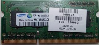 Ram 2gb Samsung Pc3 10600s