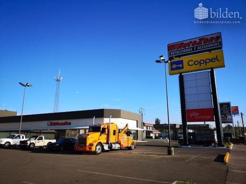 Imagen 1 de 12 de Local Comercial En Renta Plaza Villas Durango