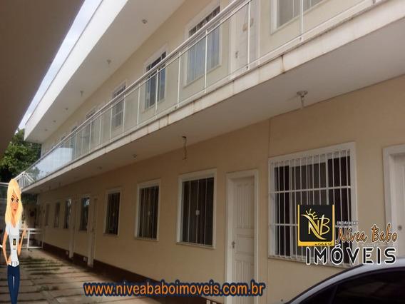 Casa Tipo Apartamento Aceita Financiamento Bancário Em Barra De São João!!! - Vcac 242 - 34144356
