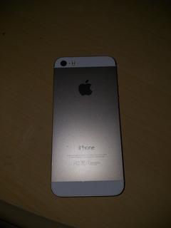 iPhone 5s Gold 16 Gb Semi Novo, Acompanha Acessorios