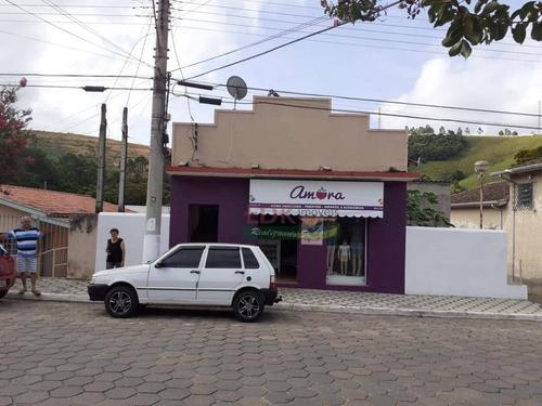 Imagem 1 de 7 de Loja  Comercial À Venda, Centro, Natividade Da Serra. - Lo0003