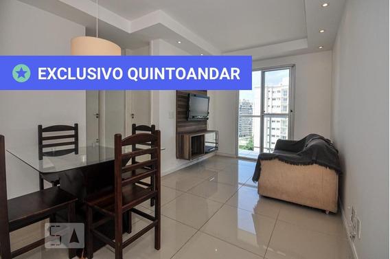 Apartamento No 11º Andar Mobiliado Com 2 Dormitórios E 1 Garagem - Id: 892974153 - 274153
