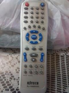 Control Remoto Dvd Rjtech 1500dvxii