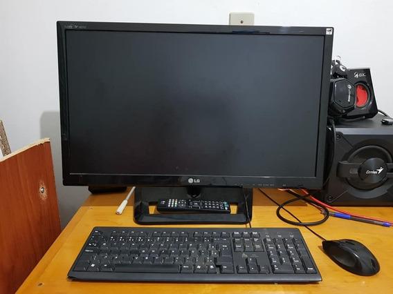 Computador Pc I7 3770, 12gb, Ssd 120gb, 3tb Hd, 600w