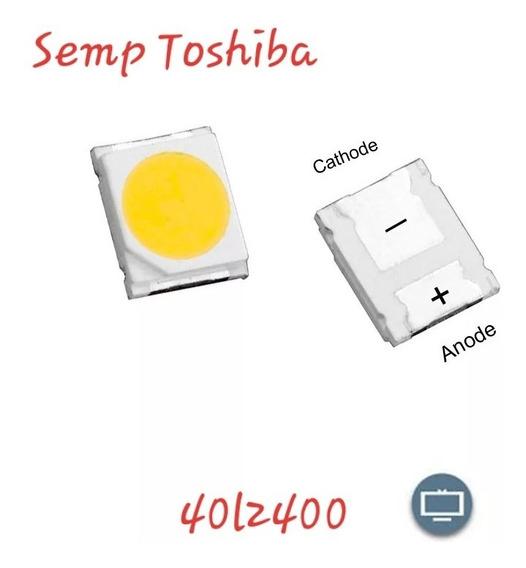 30x Led Tv Semp Toshiba 6v - Dl3244 32l2400 40l2400