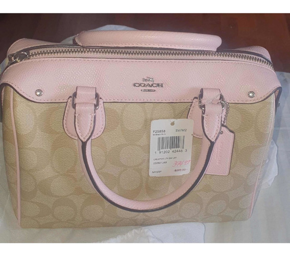 Coach Hermosa Cartera 100% Original