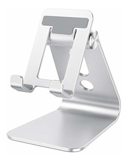 Omoton Cell Phone Stand Adjustable, Aluminum