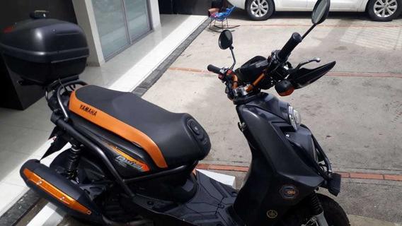 Bwis Yamaha Yw125 Negra