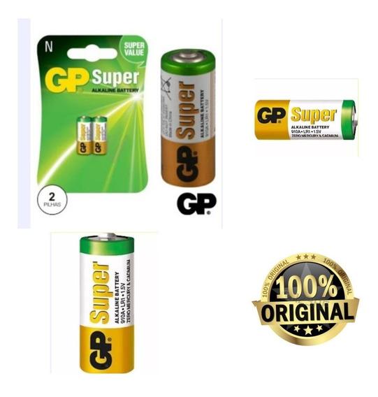 Bateria Gp 910a..lr1..1.5v N Super Alkaline Cartela C/2