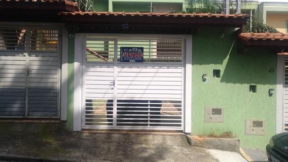 Sobrado Com 3 Dormitórios À Venda, 84 M² Por R$ 480.000 - Vila Ré - São Paulo/sp - So14396