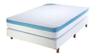 Conjunto Suavestar Sport Inner Pillow Top 190x140 2y1/2 Pza