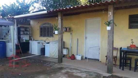 Casa Com 2 Dormitórios À Venda, 98 M² Por R$ 150.000,00 - Jardim Petrópolis - Cotia/sp - Ca1327