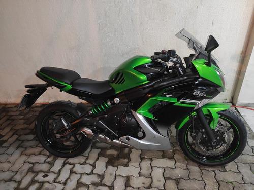 Imagem 1 de 13 de Kawasaki Ninja 650 Abs
