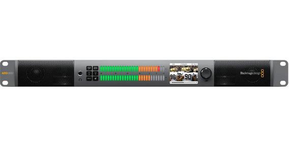 Monitor De Áudio Blackmagic Hdl-audmon1ru