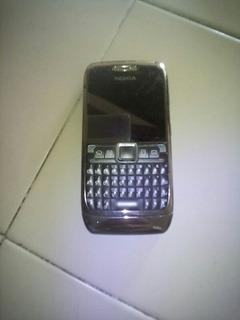 Teléfono Nokia E71 Bloqueado Por Pin De Entrada, No Funciona