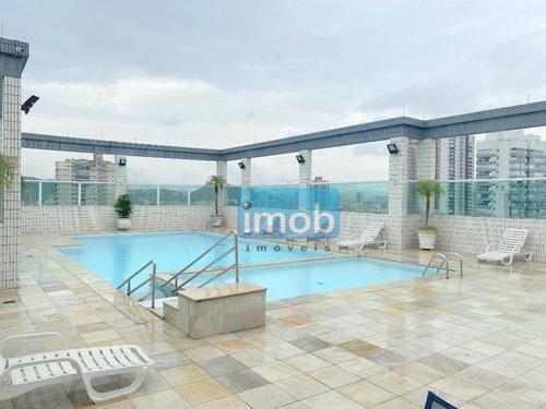 Imagem 1 de 30 de Apartamento Com 3 Dormitórios À Venda, 155 M² Por R$ 1.200.000,00 - José Menino - Santos/sp - Ap7797