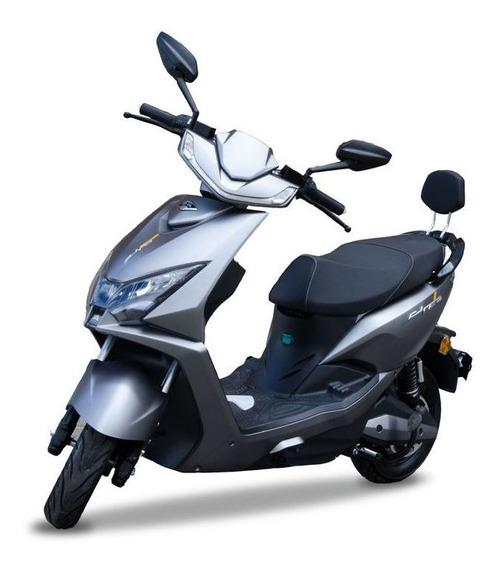Moto Eléctrica Aima Sl1 Automática 1.200w