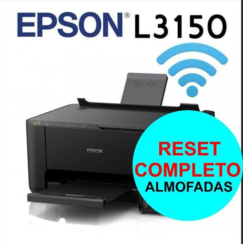 Imagem 1 de 1 de Reset Online Epson L3150 E Outras Almofadas