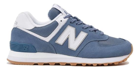 Zapatillas New Balance Wl574 Ess De Mujer