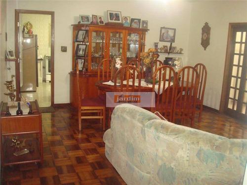 Sobrado Residencial À Venda, Jardim Do Mar, São Bernardo Do Campo. - So0490
