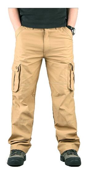 Pantalones Tacticos Hombre Cargo Mercadolibre Com Mx