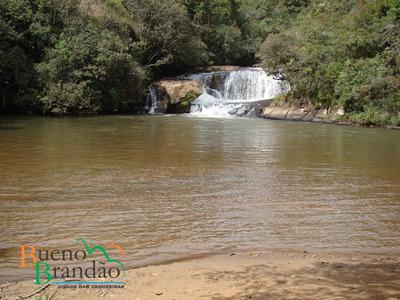 Lindo Terreno, Próximo À Lindas Cachoeiras