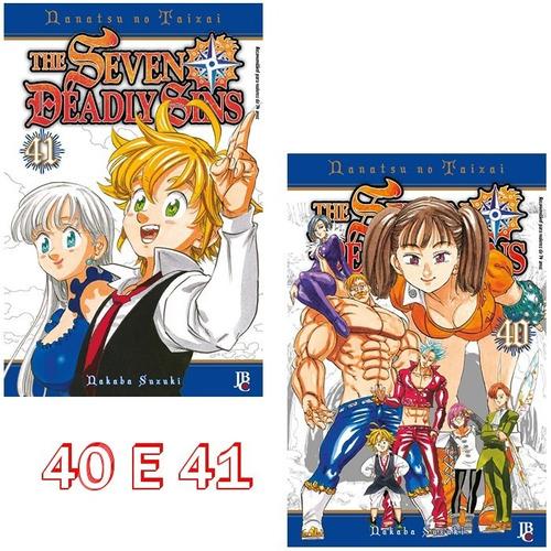 The Seven Deadly Sins 40 E 41 Jbc Lacrado! Nanatsu No Taizai